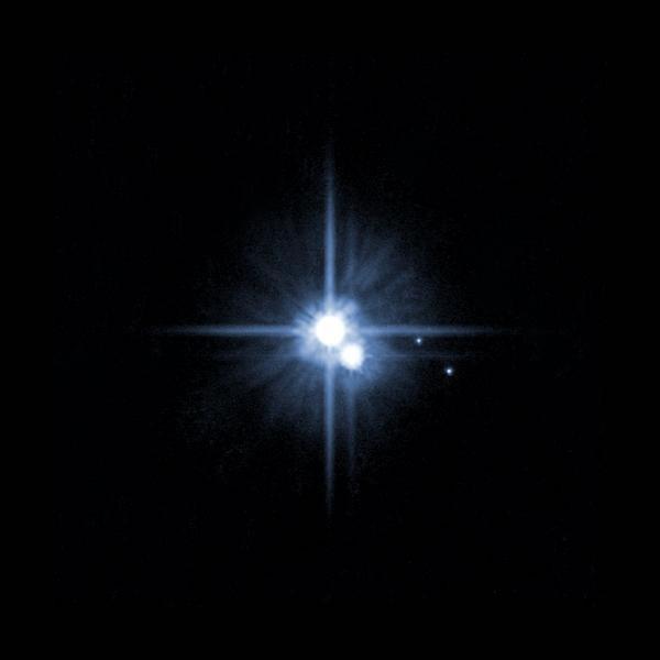 Pluto Image Gallery
