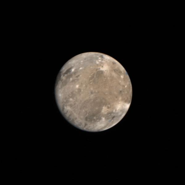 Jupiter - Ganymede - Image Gallery