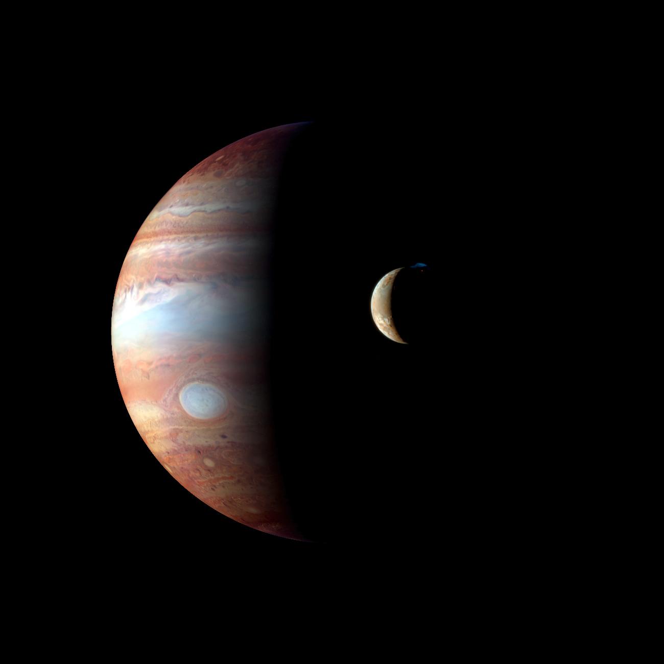 Jupiter - Io - Image Gallery