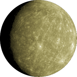 Mercury - First Rocky Planet
