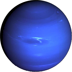 Neptune - The Fourth Gas Giant and the Eighth Planet