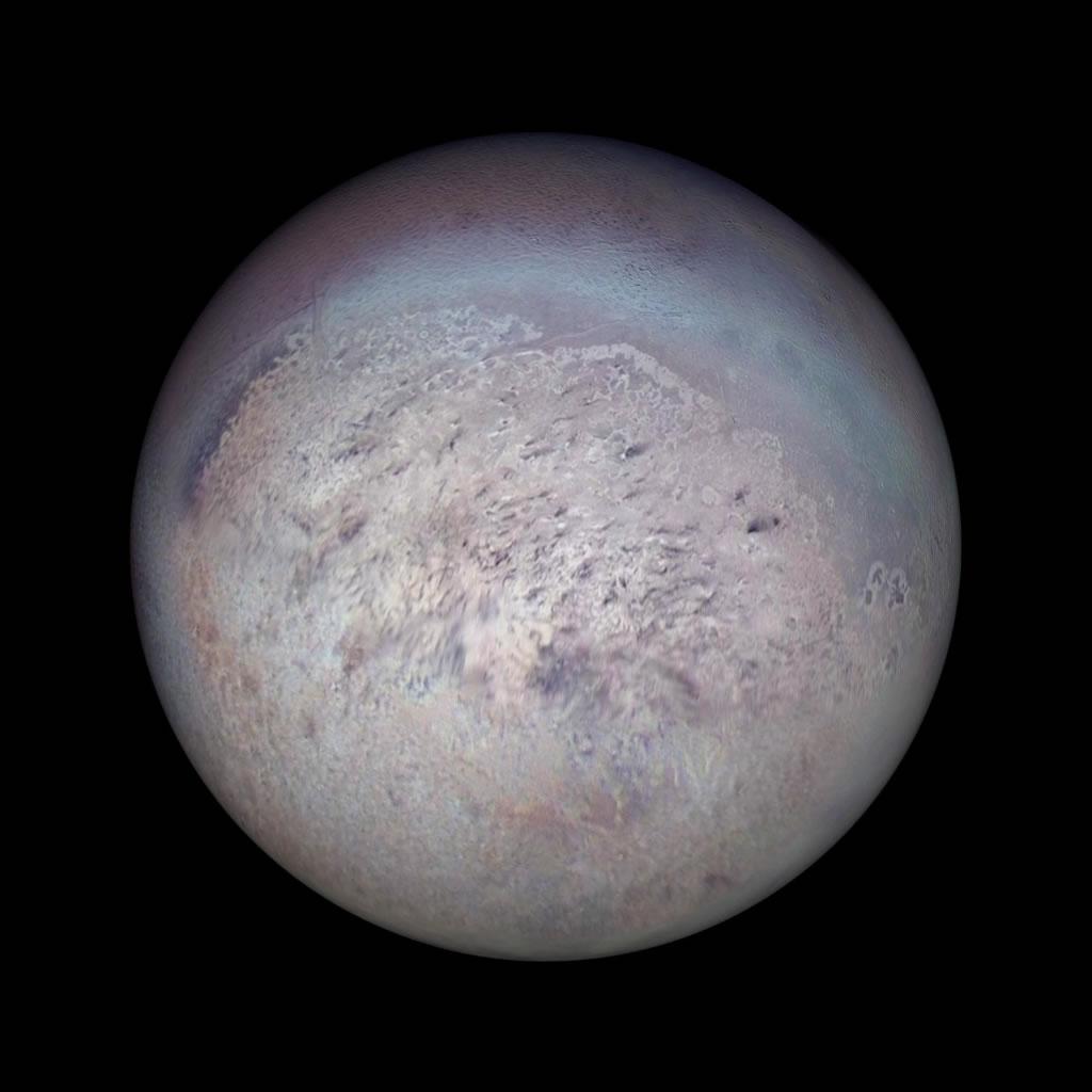 Neptune - Triton - Image Gallery