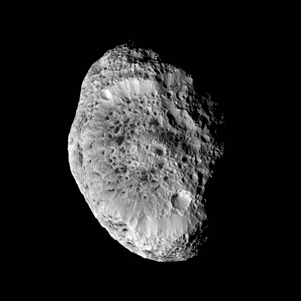 hyperion cassini spacecraft - photo #2