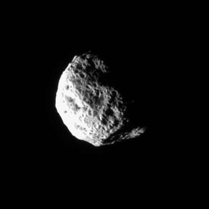 hyperion cassini spacecraft - photo #5