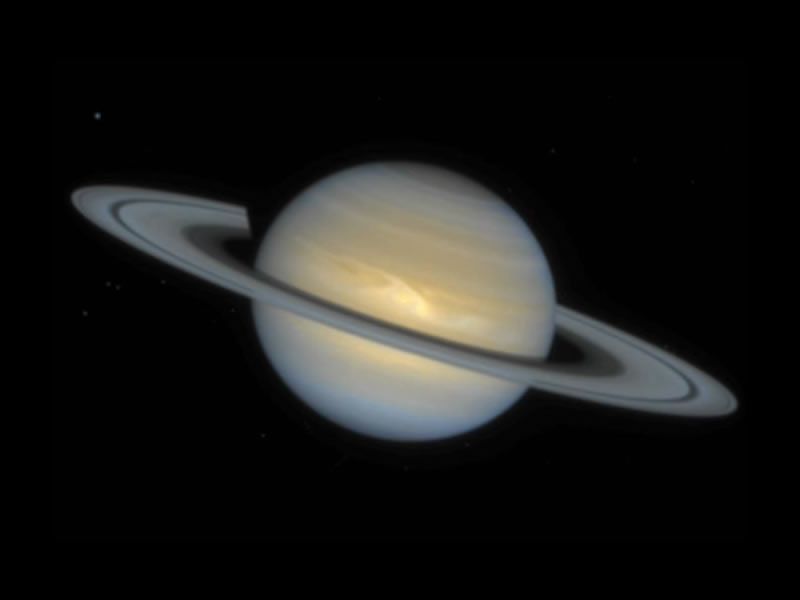 hubble images of saturn - photo #1