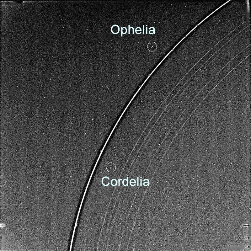 ophelia moon of uranus - photo #14