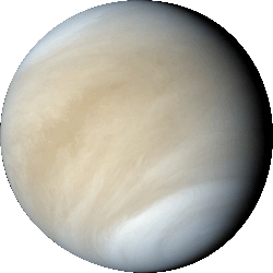 Venus - The Second Rocky Planet